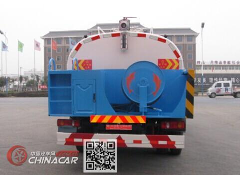 中洁牌XZL5166GQX5型清洗车图片4