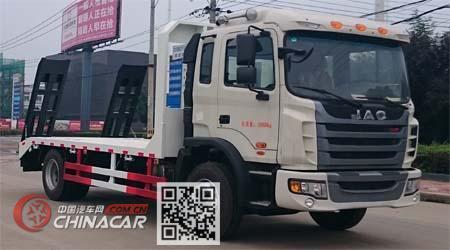 大力牌DLQ5160TPBY5型平板运输车图片1