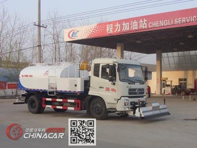 程力威牌CLW5160GQXD5型清洗车图片1