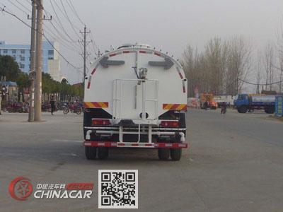 程力威牌CLW5160GQXD5型清洗车图片4