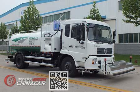 森源牌SMQ5160GQXDFE5型清洗车图片1