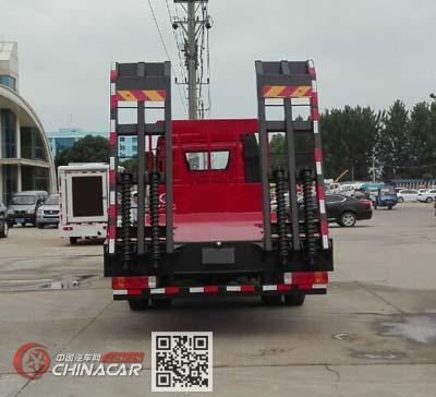 程力威牌CLW5250TPBC5型平板运输车图片4