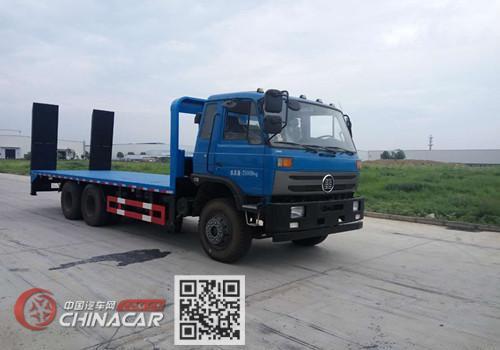 楚风牌HQG5250TPBGD5型平板运输车图片1