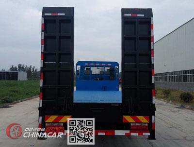 楚风牌HQG5250TPBGD5型平板运输车图片4