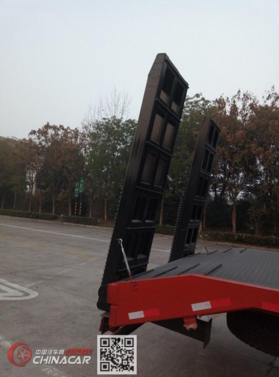 楚风牌HQG5250TPBGD5型平板运输车图片3