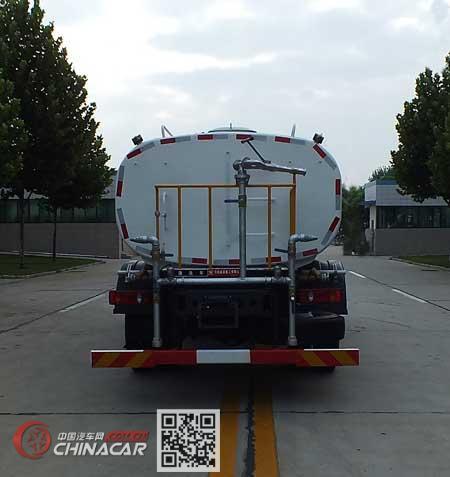 森源牌SMQ5180GQXDFE5型清洗车图片4