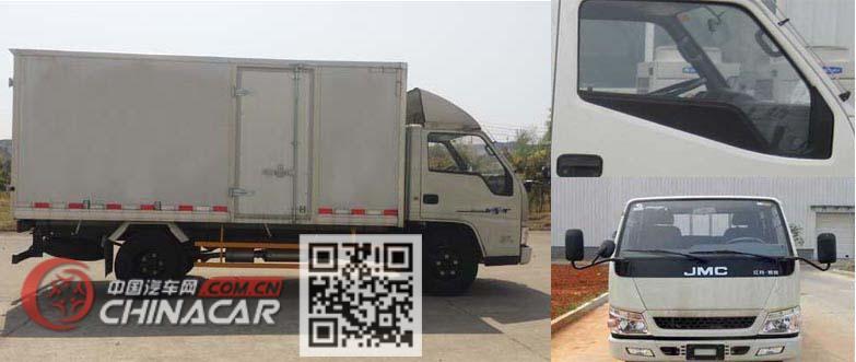 安源牌PK5041XBW5型保温车图片3