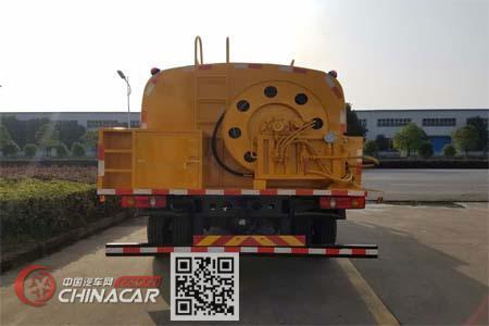 天威缘牌TWY5160GQXE5型清洗车图片3