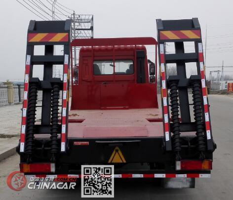 大力牌DLQ5180TPBST5型平板运输车图片4