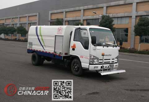 中洁牌XZL5043GQX5型清洗车图片1
