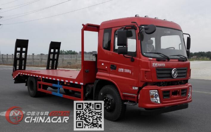 大力牌DLQ5181TPBGD5型平板运输车图片1