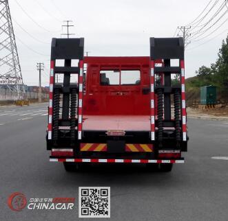 大力牌DLQ5181TPBGD5型平板运输车图片4