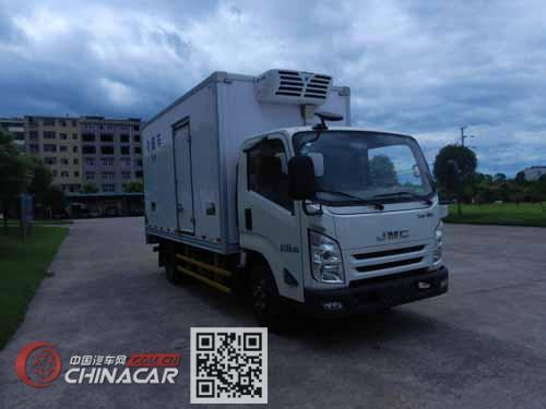 安源牌PK5041XLC5型冷藏车图片