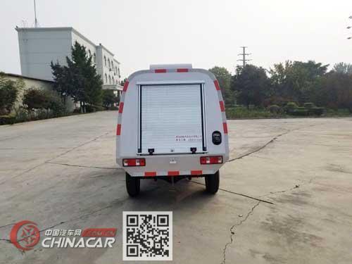 赛哥尔牌QTH5031GQX型清洗车图片3