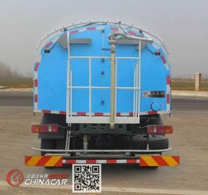 华通牌HCQ5185GQXT5型清洗车图片3