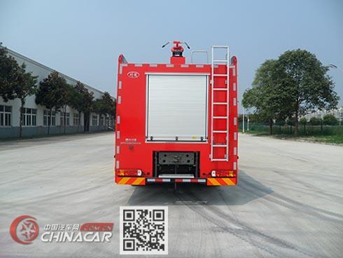 川消牌SXF5240GXFGF60/HW型干粉消防车图片2