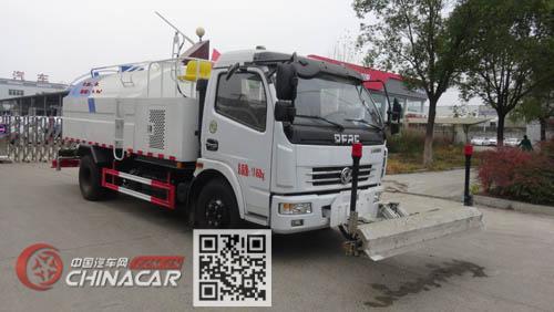 华通牌HCQ5110GQXE5型清洗车图片