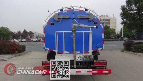 华通牌HCQ5110GQXE5型清洗车图片3
