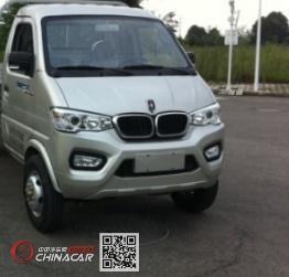 安源牌PK5030XSH型售货车图片2