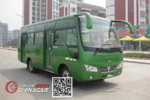 楚风牌HQG6660EN5型城市客车图片1