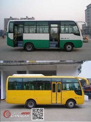 楚风牌HQG6660EN5型城市客车图片2