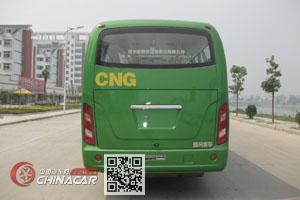 楚风牌HQG6660EN5型城市客车图片4