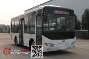 楚风牌HQG6850EN5H型城市客车图片1