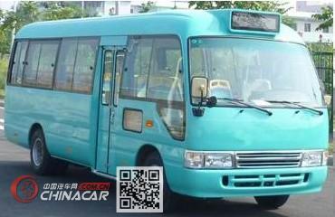金旅牌XML6700J15C型城市客车图片1