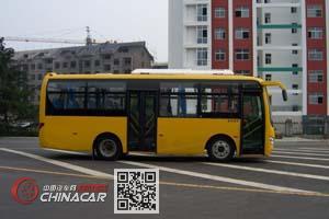 楚风牌HQG6720EN5型城市客车图片3