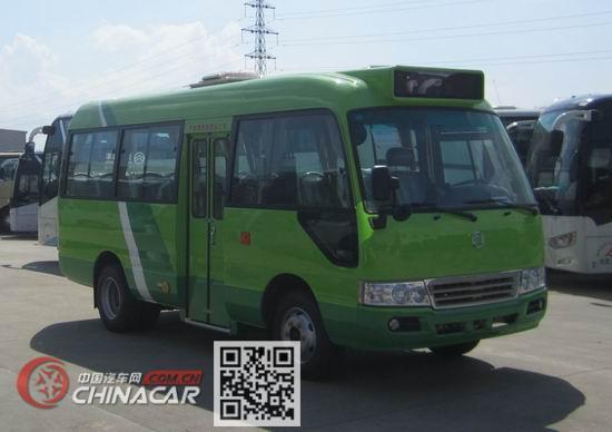 金旅牌XML6601J25C型城市客车图片1