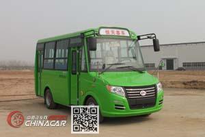楚风牌HQG6580EN5型城市客车图片1