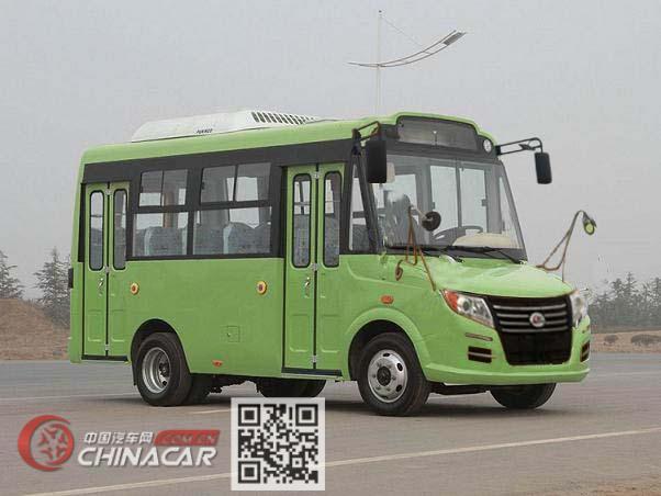 楚风牌HQG6580EN5型城市客车图片2