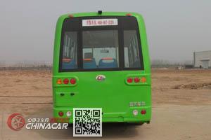 楚风牌HQG6580EN5型城市客车图片3