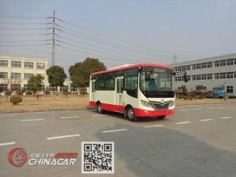 华新牌HM6600CFD5J型城市客车图片1