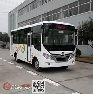 华新牌HM6663CFD5J型城市客车图片1