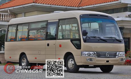 金旅牌XML6729J15C型城市客车图片1