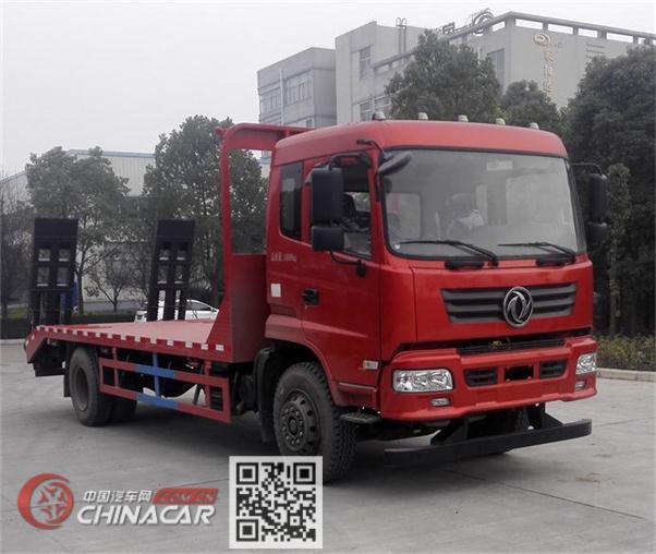 东风牌DFZ5180TPBSZ5D型平板运输车图片1