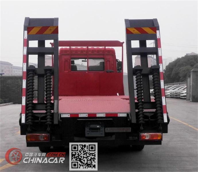 东风牌DFZ5180TPBSZ5D型平板运输车图片3