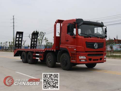 华专一牌EHY5311TPBEQ型平板运输车图片1