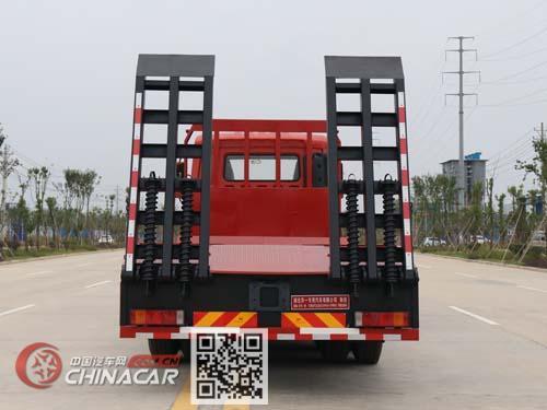华专一牌EHY5311TPBEQ型平板运输车图片3