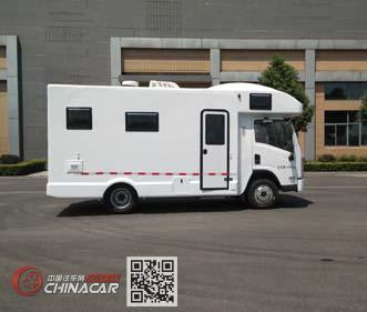 一汽凌河牌CAL5041XLJE5型旅居車圖片3