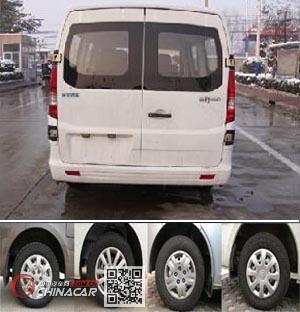 长安牌SC6520AB5型多用途乘用车图片2