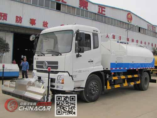 炎帝牌SZD5160GQXD5V型清洗车图片3