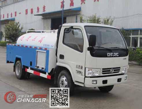 神狐牌HLQ5070GQXE5型清洗车图片1