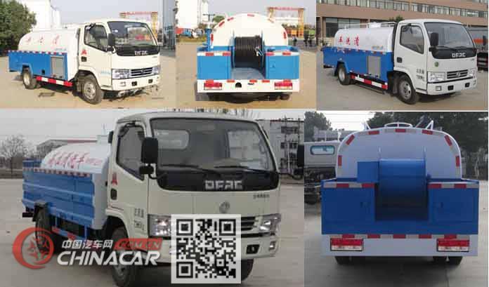 神狐牌HLQ5070GQXE5型清洗车图片3