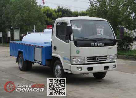 神狐牌HLQ5040GQXE5型清洗车图片