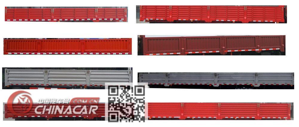 十通牌STQ5311JSQB5型随车起重运输车图片3