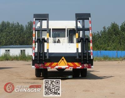 神狐牌HLQ5160TPBB5型平板运输车图片2