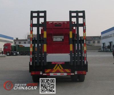 神狐牌HLQ5310TPBCA5型平板运输车图片3