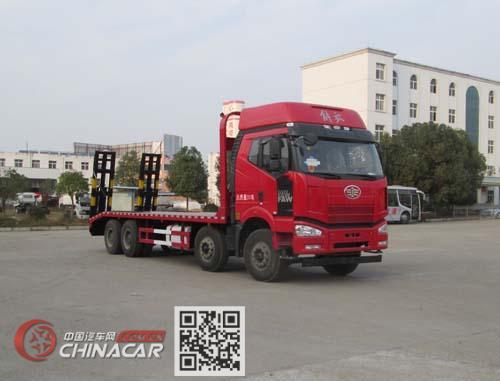 神狐牌HLQ5311TPBCA5型平板运输车图片1